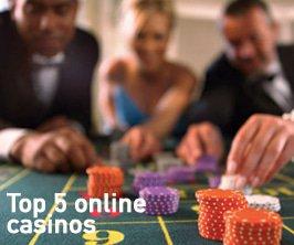 top 5  online casinos mrsonlinecasino.com